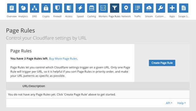 使用 Cloudflare 增強 WordPress 安全性和效能