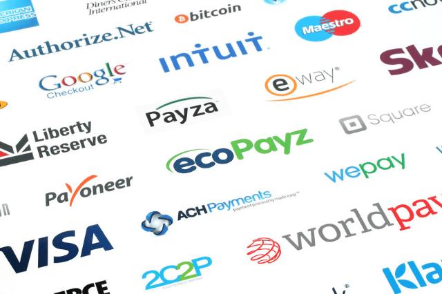 PaymentFont 免費支付圖示集,收錄 116 個常用付款方式向量圖檔(信用卡、PayPal)