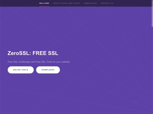 ZeroSSL 免費 SSL 申請工具,自助獲取 Let's Encrypt 憑證教學