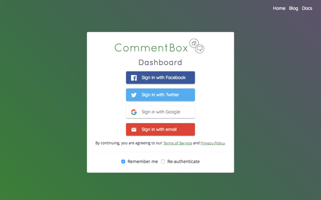 CommentBox.io