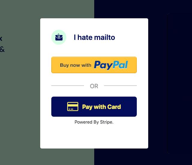 I hate mailto