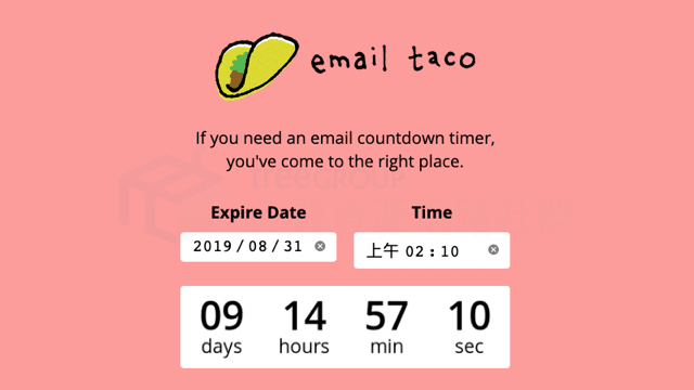 Email Taco