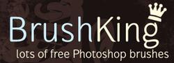 BrushKing - 400種精美的Photoshop筆刷免費下載