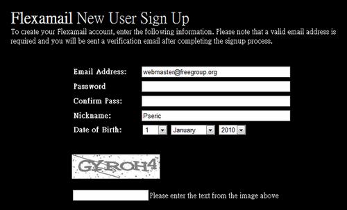 flexamail-sign-up