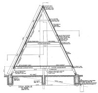 20x40 A Frame House Plans | Joy Studio Design Gallery ...