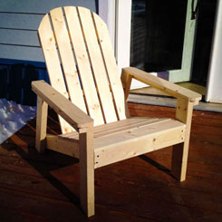 adirondack chairs home depot revolving director chair plans with over 30 designs