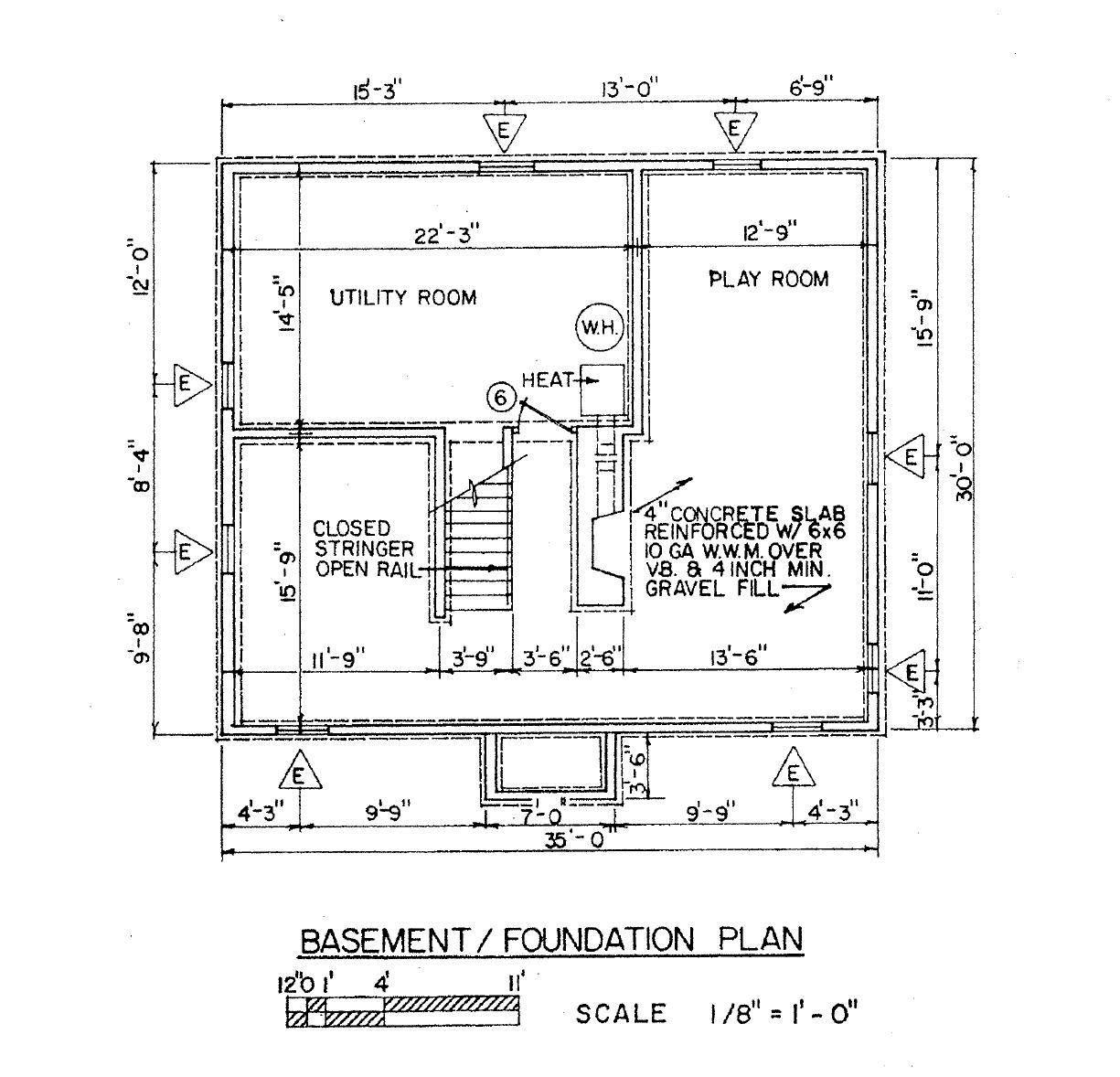 Free Saltbox House Plans