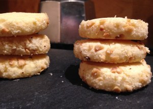 dairy free shortbread recipe