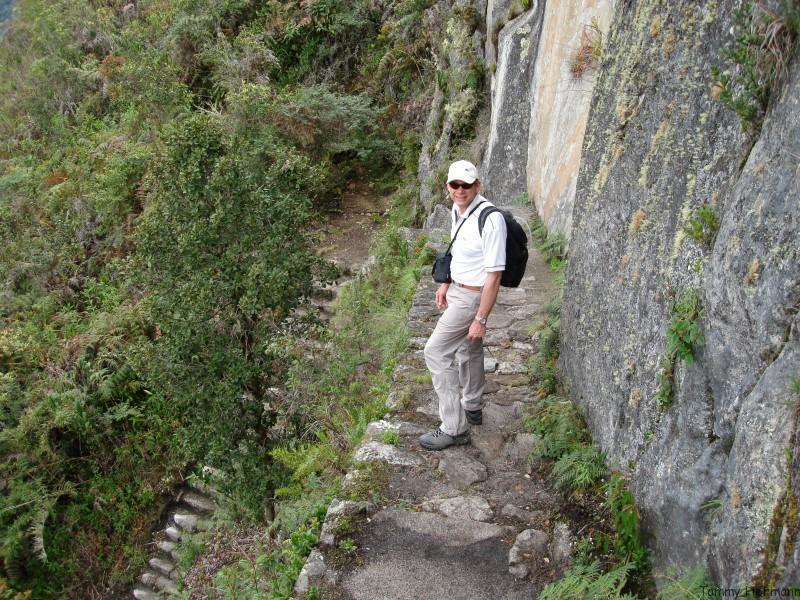 Huayna Picchu Trail 2