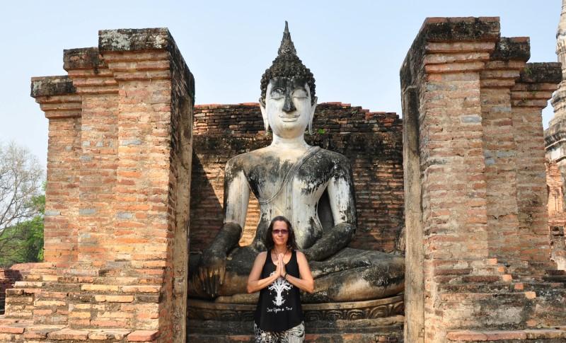 Tammy and Buddha