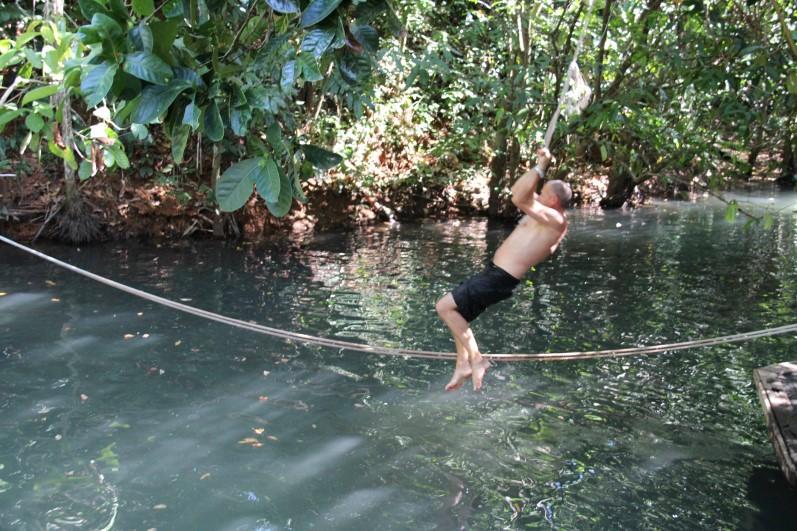 Gord Rope Swing