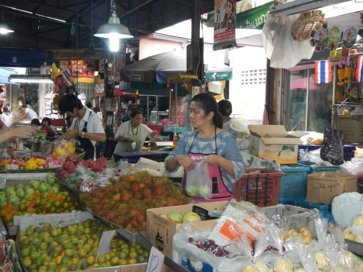 Chat Chai Market 4