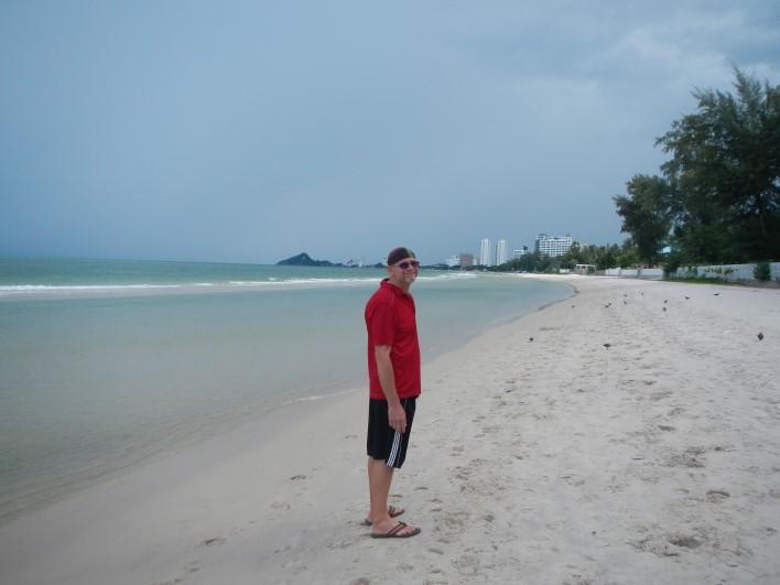 Hua Hin Beach 10 unedited