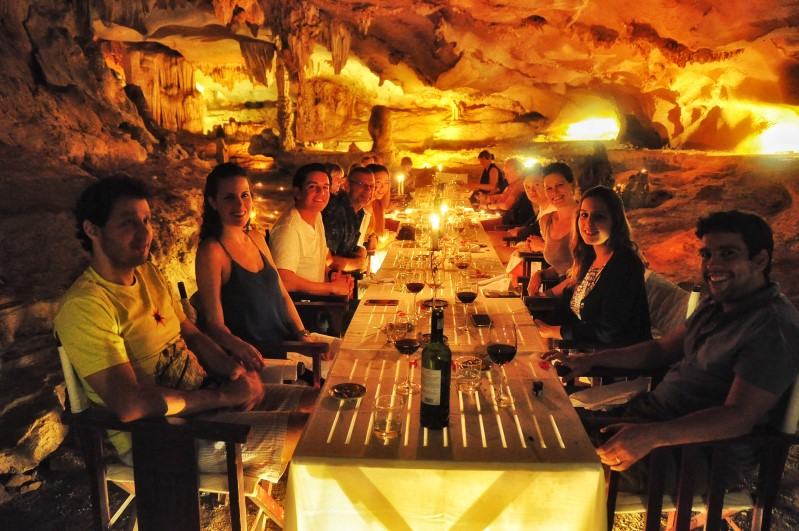Cave Dinner 2