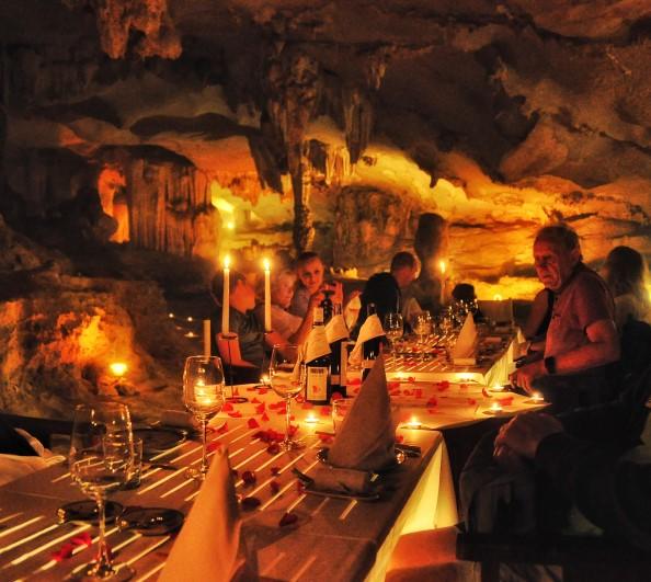 Cave Dinner 4