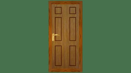 Free download 门 Door 3D model & 3D template Architecture