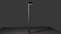 Street Light (Lamp) Free 3D Model - .3ds .obj .dae .blend ...