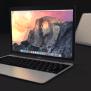 Macbook 12 Inch 2015 Free 3d Model Blend Free3d