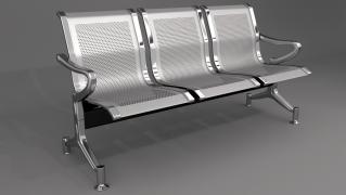 bench free 3d models