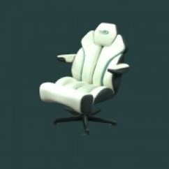 Office Chair 3d Model Mac Motion Chairs Free Models Obj Download Free3d