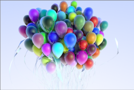 balloon free 3d models
