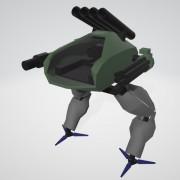 battletech free 3d models