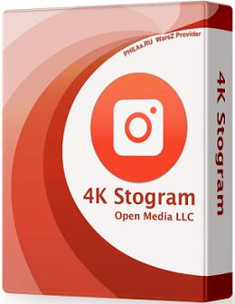 4K Stogram Crack 3.3.2.3490 With License Key Free Download 2021
