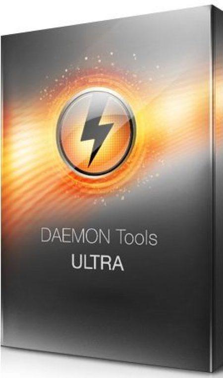 DAEMON Tools Ultra Crack