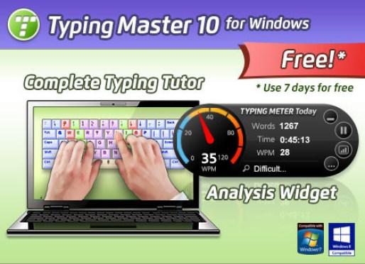 Typing Master 10 Crack