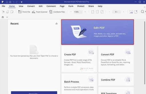 Wondershare PDFelement Pro 8.1.9.641 Crack Read, Annotate and Sign PDF ... The order process, tax issue and invoicing to end user is conducted