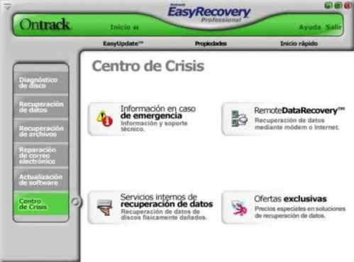 Ontrack EasyRecovery Crack