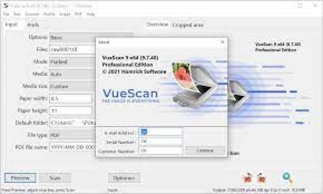 VueScan 9.7.60 Crack