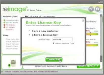 Reimage PC Repair Crack Plus License Key 2020 Free Download