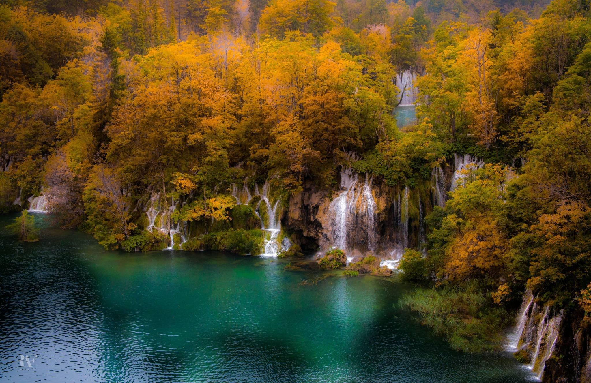Pin Veliki Slap Plitvice National Park Images To Pinterest
