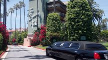 Beverly Hills Hotel Hd Wallpaper