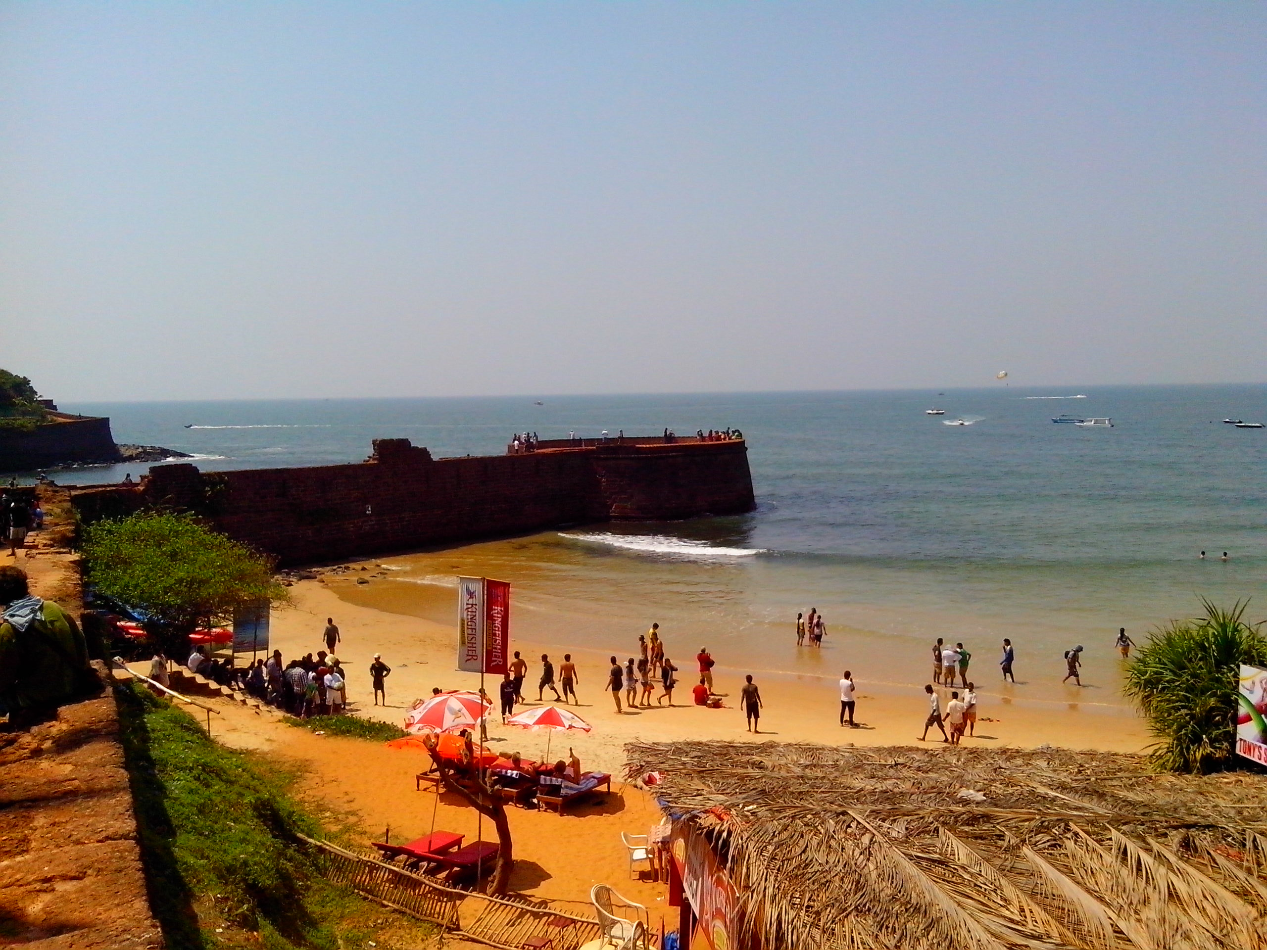 Goa Beach Wallpaper
