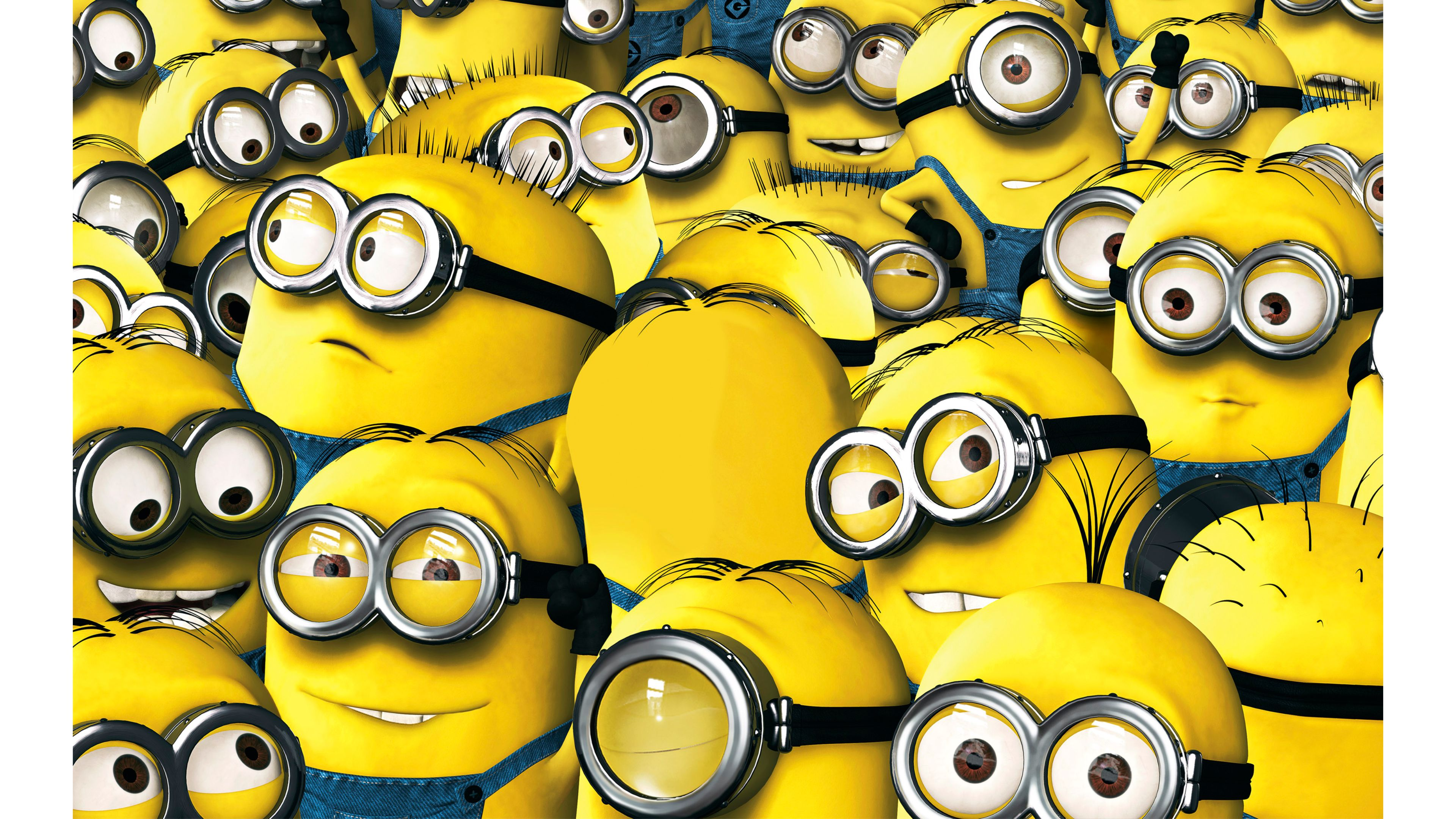 minions 4k wallpapers for