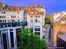 Super Cozy Street View Hotel In Geneva Switzerland 4k