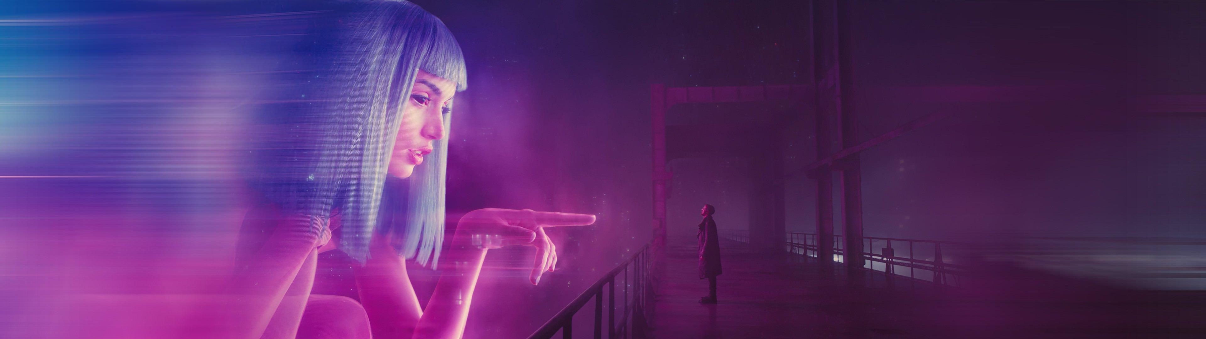 Blade Runner 2049 Hologram Girl Wallpaper Blade Wallpapers Photos And Desktop Backgrounds Up To 8k