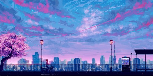 anime scenery 4k wallpapers desktop easy mobile