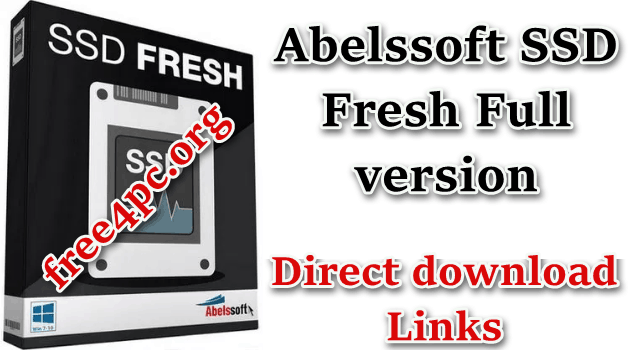 Abelssoft SSD Fresh Full version