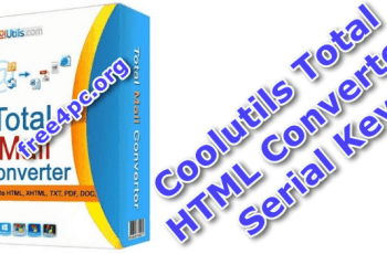 Coolutils Total HTML Converter Serial Key