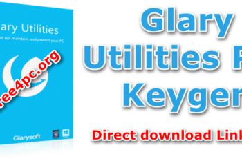 Glary Utilities Pro Keygen