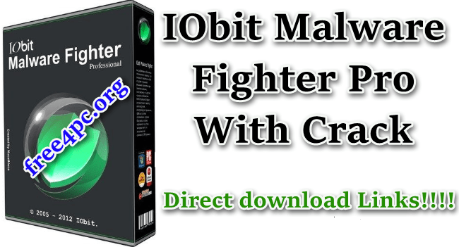 IObit Malware Fighter Pro With Crack