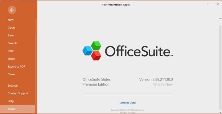 OfficeSuite Premium Edition 2.98.21120.0 crack