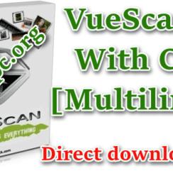 VueScan Pro Crack [Multilingual]