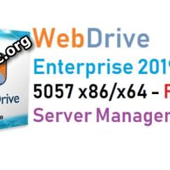 WebDrive Enterprise 2019