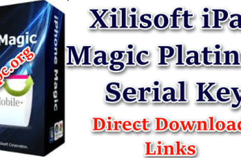 Xilisoft iPad Magic Platinum Serial Key