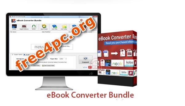 eBook Converter Bundle portable