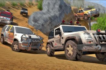 4x4 Offroad Driver 2019 v1.3 MOD APK
